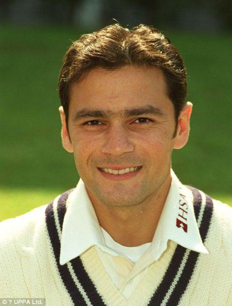 Mark Ramprakash. Cricketer.