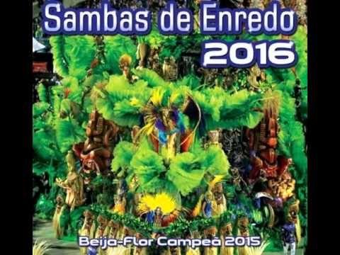 UNIDOS DE VILA ISABEL 2016 - Samba Enredo Versão COMPLETA - CD