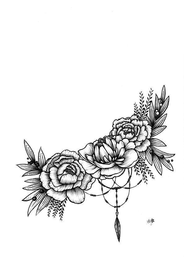 Flowers https://www.behance.net/eivanafer51df