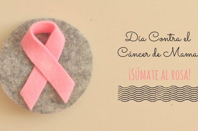 DIY: Broche para el Día Contra el Cáncer de Mama