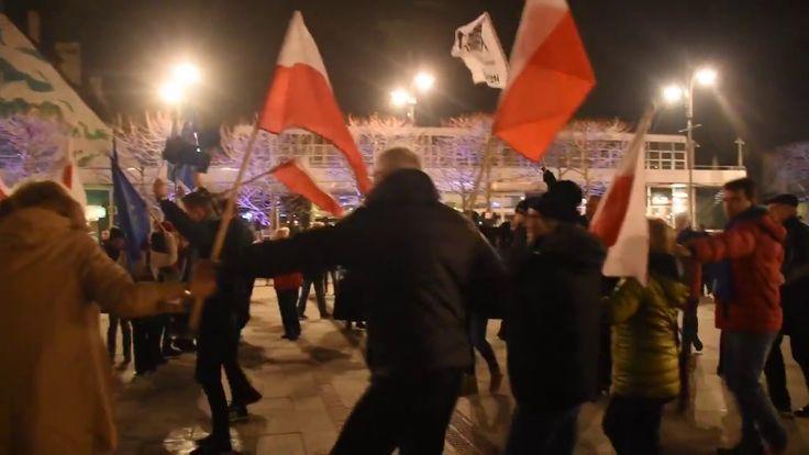 Sopot cieszy sięz wyboru Tuska! Ludzie tańczą na ulicach :)