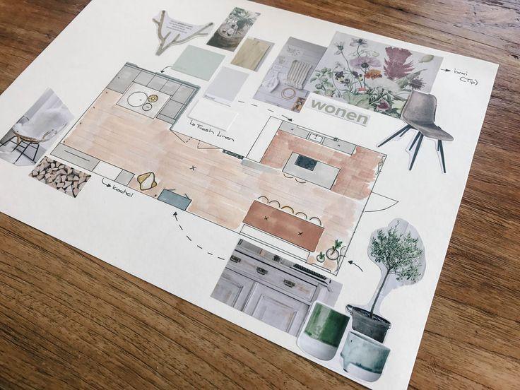 Project Broekhorn - Interieuradvies en styling door Little Deer!