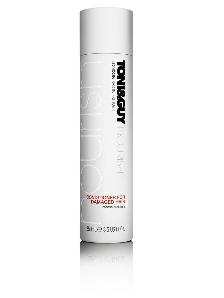 TONI&GUY Hair Care Nourish Conditioner For Damaged Hair RRP $15.99