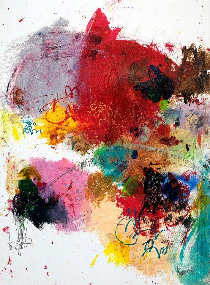 Arte Abstracto de Michel Keck.