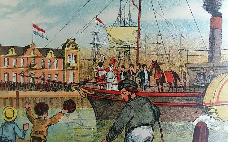 Zie ginds komt de Stoomboot...