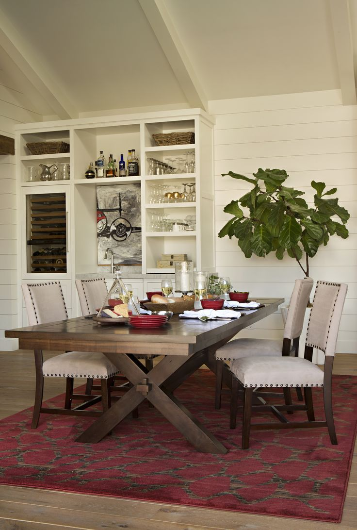 The Russell Dining Set Encompasses A Design That Is Inherently Charming And  Brilliantly Versatile.