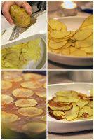 Domowe chipsy www.rekodzielo-art.pl