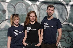 What Would Jane Jacobs Do T-Shirt