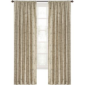 Need A Basic Panel For The Home And Dont Want To Spend Thousands Of Dollars On Custom Drapery Come See What They Have NEW At Lowes