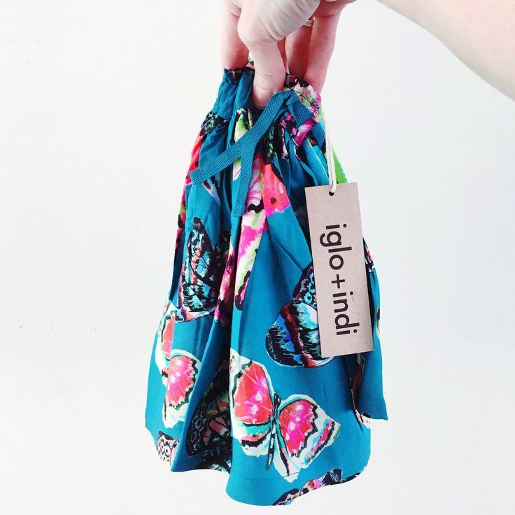 Mini bundeltje van geluk! Het Ijslandse kinderkleding merk iglo+indi laat zien dat stijl, comfort en duurzaamheid heel goed samen gaan!