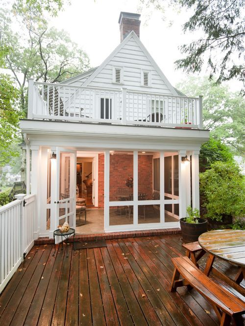 Traditional Deck Designs With Timeless Appearances In 2020