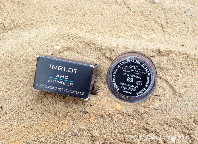 Отличная альтернатива коричневым стрелкам. Inglot eyeliner gel #89 отзывы — Отзывы о косметике — Косметиста