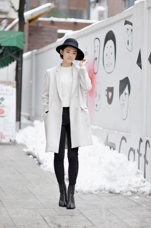#koreanstreetstyle
