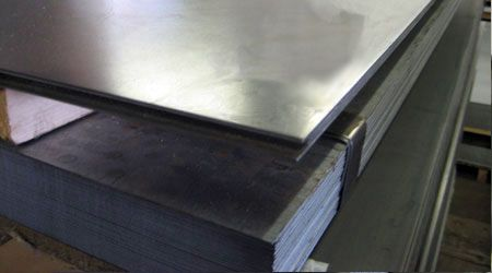 HB Steel supplies high quality galvanized tread plates/galvanized diamond plate in a variety of pattern sizes that can be shipped directly from our warehouse to your shop or jobsite.  http://www.hbsteel.com/catalog/galvanized-tread-plate.html