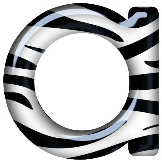 27 best clip art abc animal prints images on pinterest animal rh pinterest com zebra print frame clipart zebra print numbers clipart