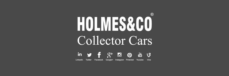 HOLMES&CO Collector Cars #CollectorCar #Vintage #Automotive #Storage #Gallery #Historic #Classic #Collection HOLMES&CO Collector Car. A World Leading Fine and Collector Car Storage Facility. In a World Heritage Building in Gibraltar. Opening 2017 http://www.pinterest.com/HOLMESCOColCars