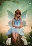 Easter FairyFairies Portraits, Forests Fairies, Fairies Outfit, Easter Fairies, Jessica Fairies, Happy Fairies, Fairies Pictures