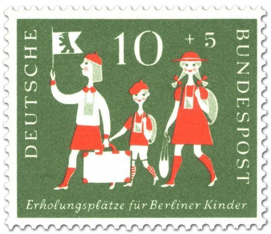 ドイツの遠足の切手だって(^^)