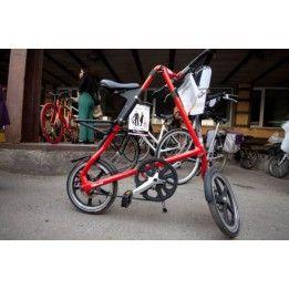 Kínai Összecsukható kerékpár