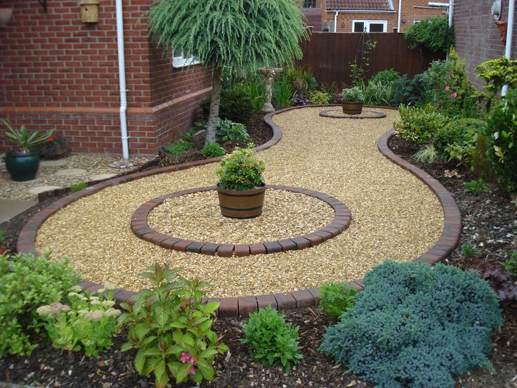25 best ideas about low maintenance garden on pinterest for Simple garden landscape