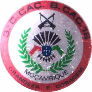 3ª Companhia do Batalhão de Caçadores 18 Moçambique