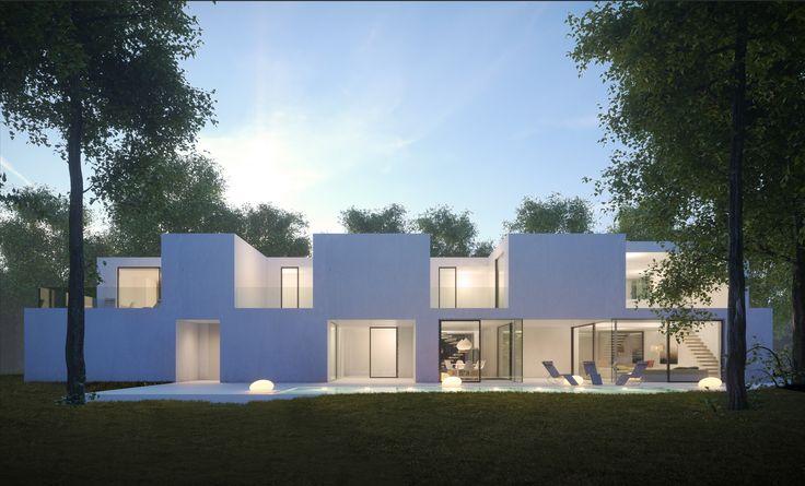 Maison unifamiliale. Architecte: Specimen Architects. Image: www.perspectif.be