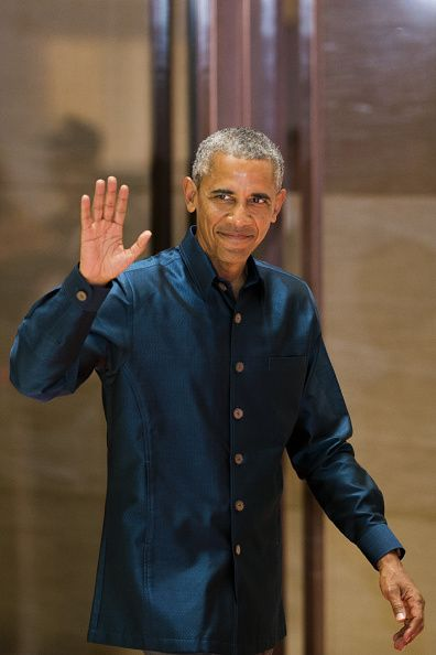 Obama Becomes First Sitting U.S. President To Visit Laos