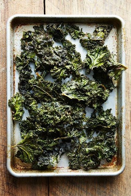 Store-bought kale chips are a thing of the past with this delicious, easy recipe