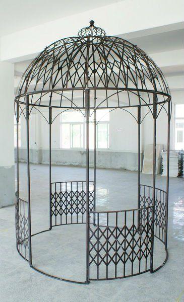 Source decorative wrought iron gazebo on m.alibaba.com