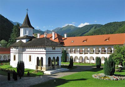 Manastirea Brancoveanu, Sambata de Sus