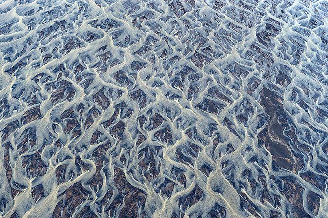 Sông băng ở Iceland