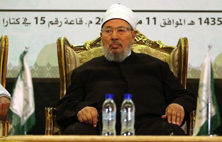 Arab Saudi Mesir Bahrain dan UAE tuduh Yusuf al-Qaradawi pengganas   Ulama tersohor Dr Yusuf Al-Qaradawi disenaraikan sebagai seorang pengganas oleh beberapa negara Islam utama di Timur Tengah.  Seramai 59 individu dan 12 organisasi di Qatar atau dibiayai negara itu dituduh terlibat dalam keganasan oleh empat negara penentang Qatar.  Menurut Al Jazeera senarai itu diumumkan dalam kenyataan bersama Arab Saudi Mesir Bahrain dan Emiriah Arab Bersatu (UAE) semalam.  Seramai 18 warga Qatar turut…