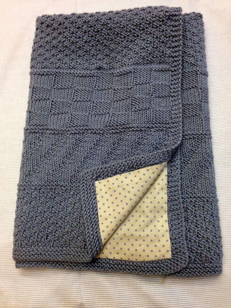M s de 1000 ideas sobre mantas para beb s en pinterest - Mantas de ganchillo faciles ...