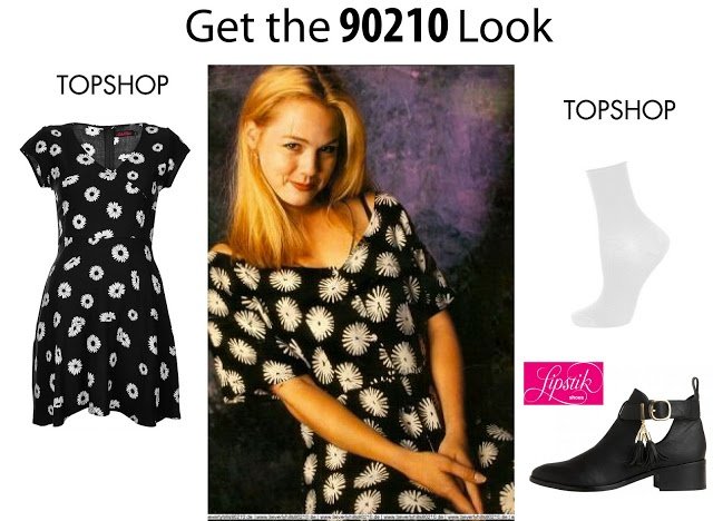 Beverly Hills 90210 Fashion comeback! Check out more 90's inspired looks at Dusty Petals