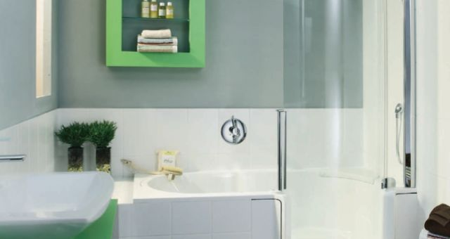 Bathtub and Shower Combinations (2)