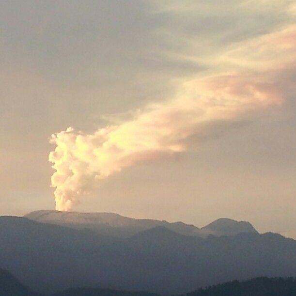 Volcan Nevado del Ruiz - Manizales, Colombia