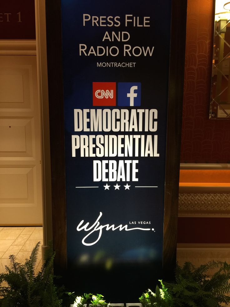 Morgan Brittany chronicles her experiences as the sole PolitiChick covering the first Democrat debate in Las Vegas.