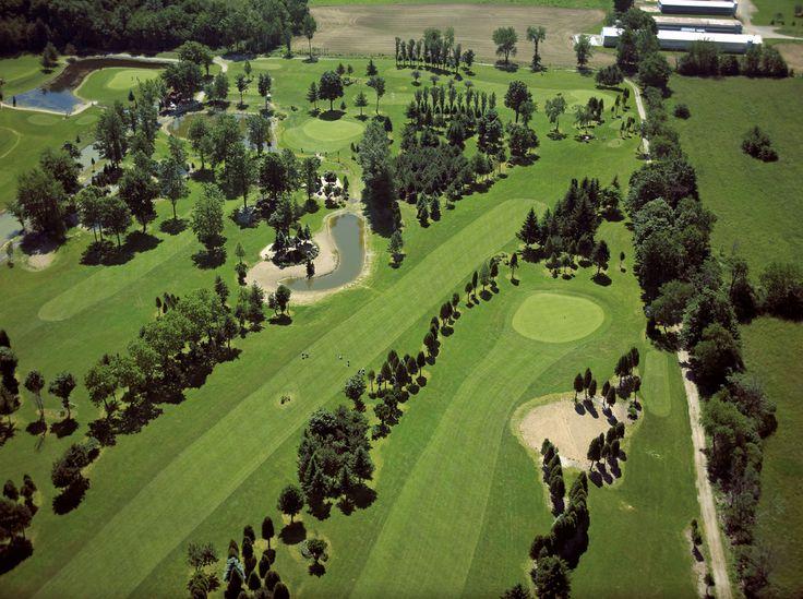 #AerialPhotography of #GolfCourse #AerialPhotographer #Aerial [BP imaging - Bochsler Photo Imaging]