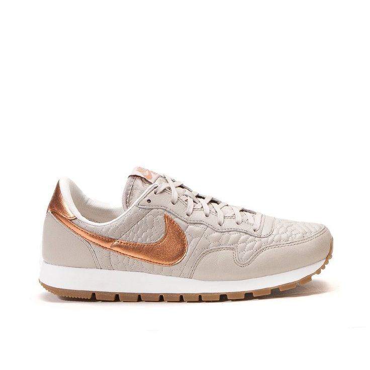Nike Sneaker Damen Beige