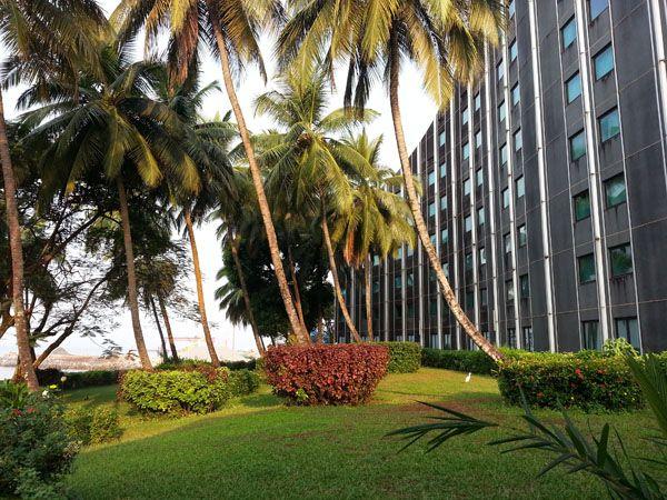 Hotel Ghi Conakry Grand Hotel De L Independance Conakry Guinee Grand Hotel Hotel Plants