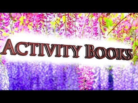 Usborne Books & More Activity Books - HeyJadeBooks.com - YouTube