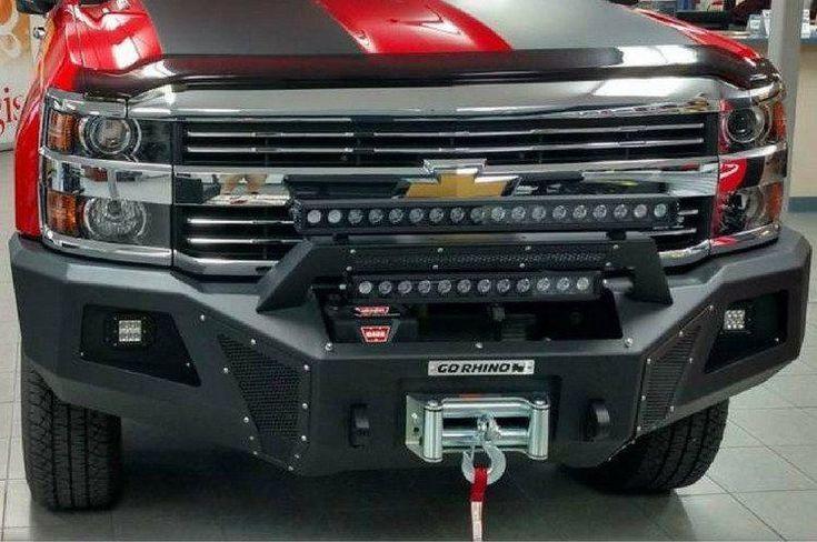 Go Rhino 24169T Chevy Silverado 2500/3500 2011-2014 BR10 Front Bumper