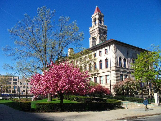 Worcester City Hall