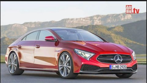 2018 Mercedes CLS Class Specs Exterior, Powertrain, Changes And Release