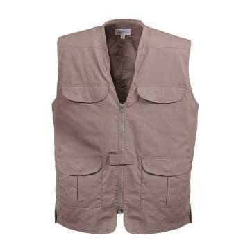 Rothco Lightweight Professional Concealed Carry Vest (Khaki Large) Review https://besttacticalflashlightreviews.info/rothco-lightweight-professional-concealed-carry-vest-khaki-large-review/