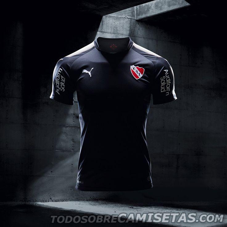 Camiseta alternativa PUMA de Independiente 2017-18