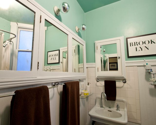 Turquoise and brown bathroom design master bed bath for Brown and turquoise bathroom ideas