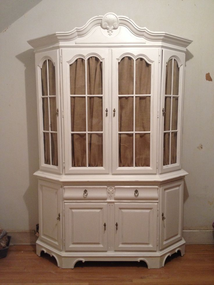 Go Big Or Go Home! My First Project With Annie Sloan Chalk Paint! LOVE