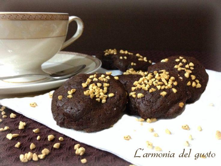 E' l'ora della merenda! Siete ancora in tempo per preparare questi #biscotti al cacao!! La #ricetta #Gz sul mio blog