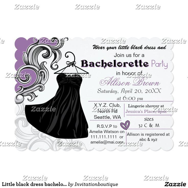 108 best Bachelorette Party Invitations images on Pinterest ...